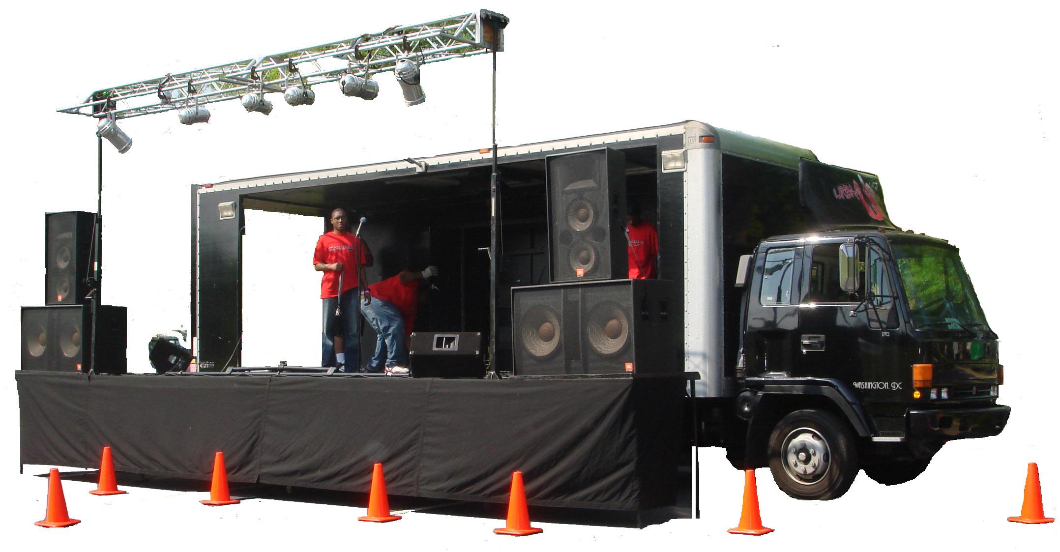 Truck Sound System >> Gospel Truck Urbanoutreach Org