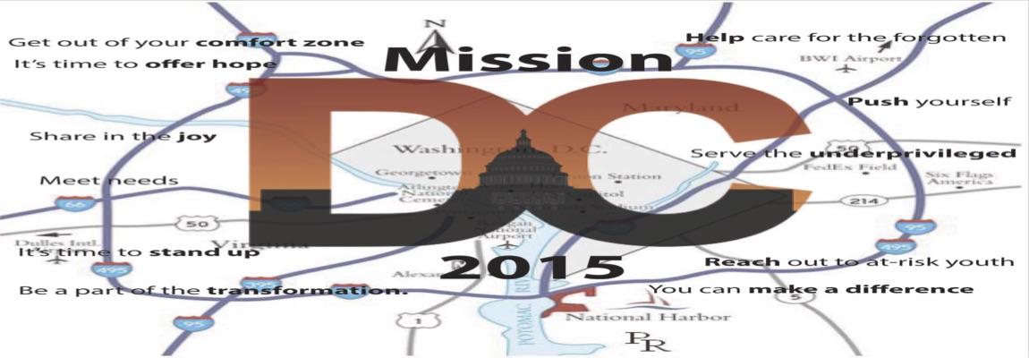 Mission 2015!